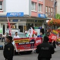 NPD-Demo in Viersen